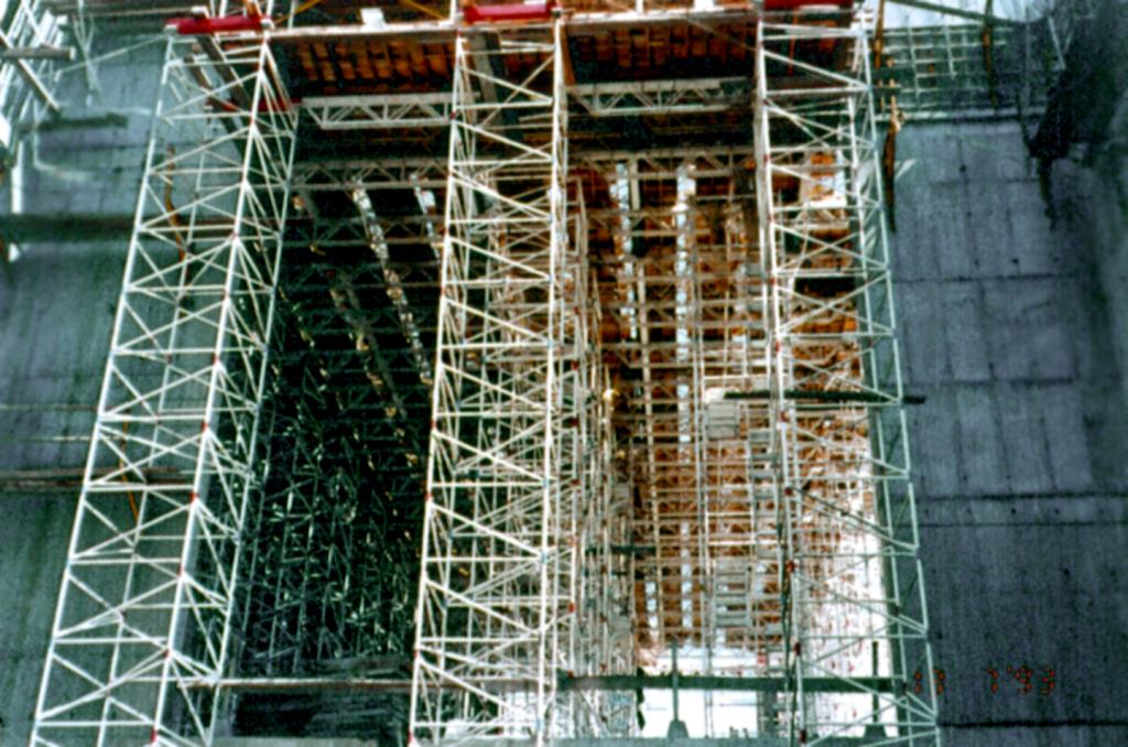 Torres de carga Cimbrados